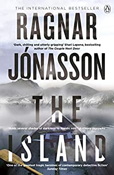 The Island: Hidden Iceland Series, Book Two by [Ragnar Jónasson, Victoria Cribb]