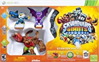 Skylanders Giants Starter Pack(輸入版:北米)