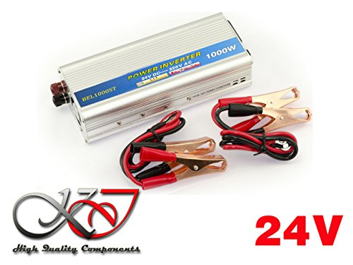 Kalea-Informatique–Convertidor de tensión (24V en 220V...