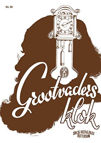 Grootvaders Klok - Piano/Vocal/Harmonica - Book