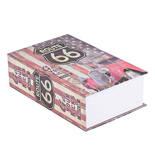 Focket Diccionario libro Caja Fuerte, Desvío Ocultos libro Caja de Seguridad RUTA...