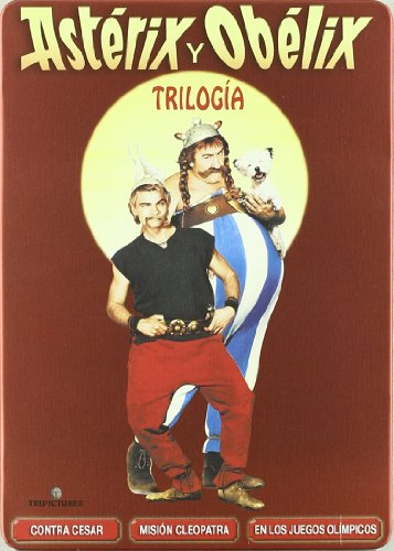 Trilogía Astérix y Obélix [DVD]