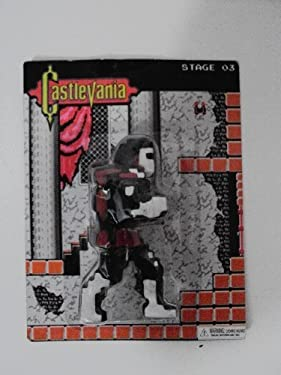 Castlevania Dracula X Chronicles Pixel Figure Simon Belmont