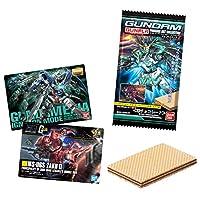 GUNDAMガンプラパッケージアートコレクション チョコウエハース7 (20個入) 食玩・準チョコレート (ガンダムシリーズ)