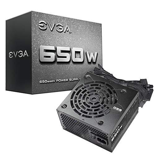 Evga 650 N1 - Fuente alimentación, 650 W