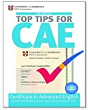 The Official Top Tips for CAE Paperback with CD-ROM
