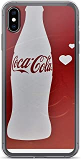 iPhone XR Pure Clear Case Cases Cover Coca Cola Shinjuku Sign