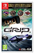 Grip: Combat Racing - Rollers Vs Airblades Ultimate Edition (Nintendo Switch)