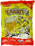 Vero Mexican Candy Tarrito Fruit Flavored Lollipops - 40 Pieces [Misc.]
