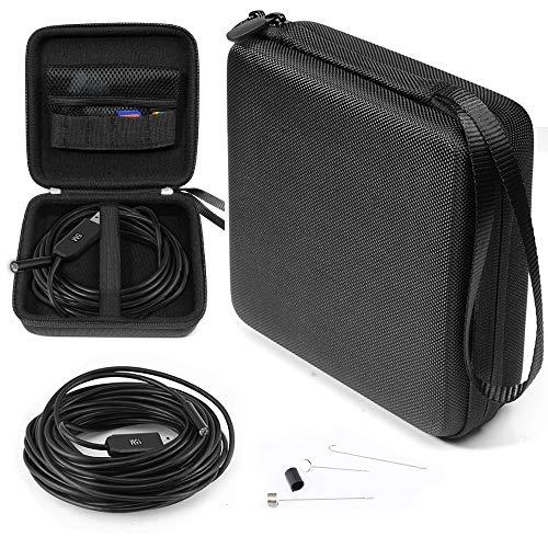 WGear endoscope case for Depstech Wireless, USB, Wireless Borescope,...