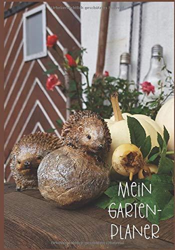 Mein Gartenplaner: Gartenkalender März 2020 bis März 2021 | Beetplaner | Pflanzenliste (Summselbrummsel Edition, Band 15)