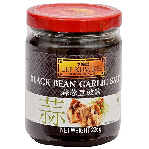 Lee Kum Kee Black Bean Garlic Sauce - 8 oz.