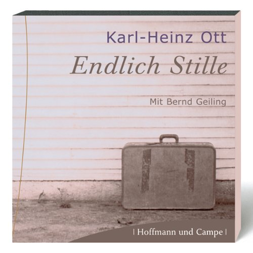 Endlich Stille audiobook cover art