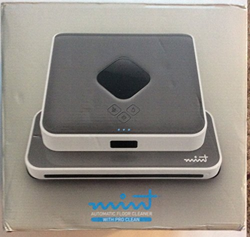 For Sale! Mint Evolution Robotics Automatic Floor Cleaner with Pro Clean, 4205