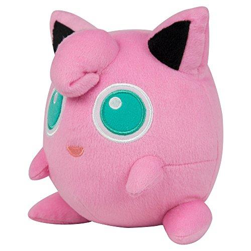 TOMY Pokémon Small Plush, Jigglypuff