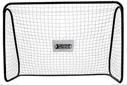 BestSporting Unisex Jugend 11085 Fußballtor Tor, 300 x 205 x 120 cm