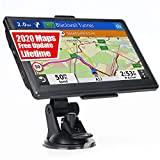 GPS Navigation for Car Truck RV, Latest 2020 Map 7 Inch OHREX GPS Navigator System, GPS for Truck Drivers...