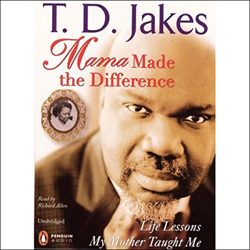 Mama Made the Difference cover art