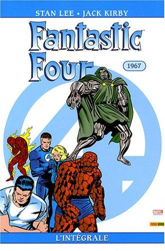 Fantastic Four: L'intégrale 1967 (T06)