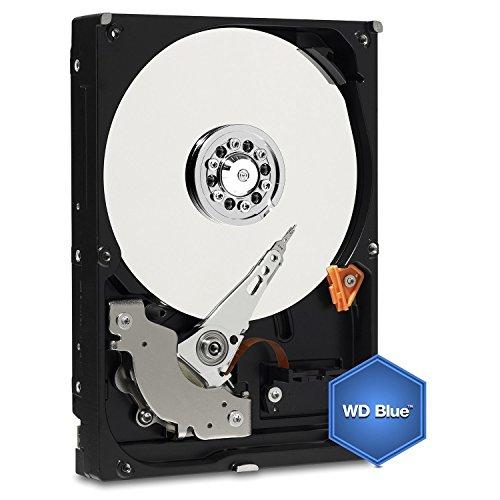 """Western Digital Blue WD40EZAZ - Hard disk da 4 TB, SATA 6 Gb/s, 3,5"""", colore: Blu"""