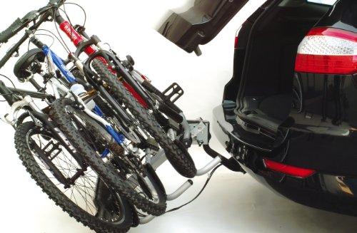 Portabici smart Peruzzo per 3 bici