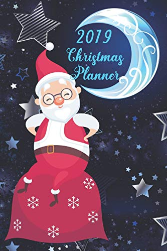 Ultimate Christmas Planner | Christmas Shopping Tracker | Santa Claus Theme: Santa Organiser Budgets Shopping Lists & Christmas Budget Planner, Christmas Wish List Gift Card Address Book And Tracker