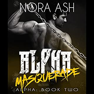 Alpha: Masquerade audiobook cover art