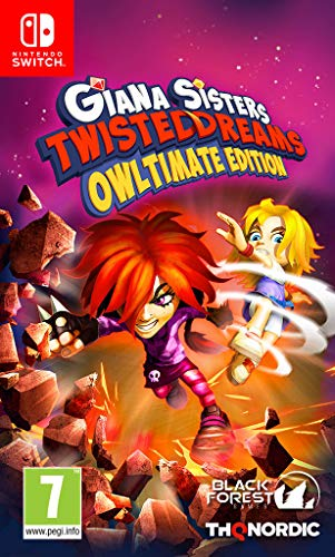 Giana Sisters: Twisted Dreams - Owltimate Edition NSW (Nintendo Switch)