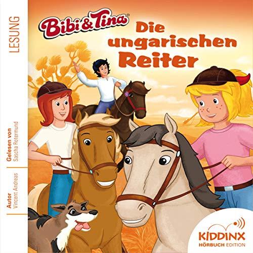 Die ungarischen Reiter audiobook cover art
