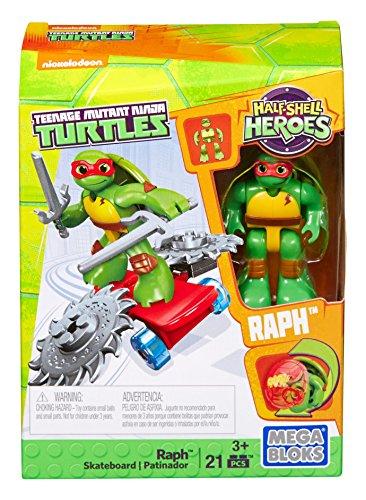 Mega Bloks: Tortugas Ninja Mutantes Adolescentes