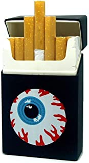 Kustom factory - Custodia portasigarette, colore: nero Custom.
