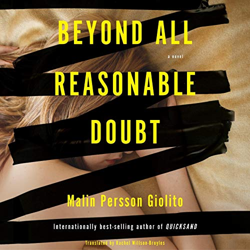 Beyond All Reasonable Doubt audiobook cover art