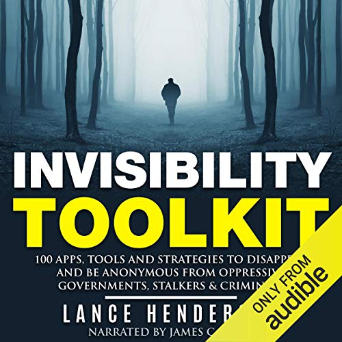 Invisibility Toolkit Titelbild