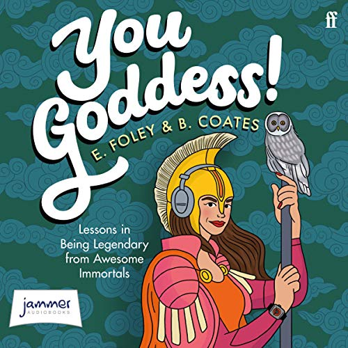 You Goddess! cover art