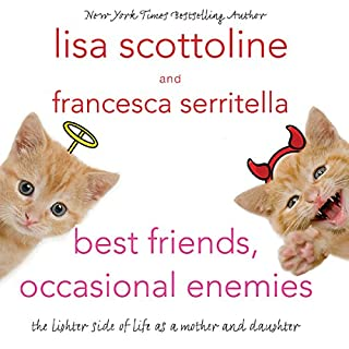 Best Friends, Occasional Enemies audiobook cover art