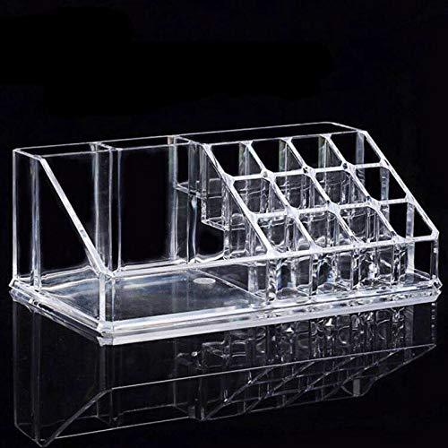 Ssg Maquillage permanent transparent cosmétiques boîte de rangement en acrylique Bracelets Bijoux Mêle Organisation Boîte Microblading Accessoires Nouveau