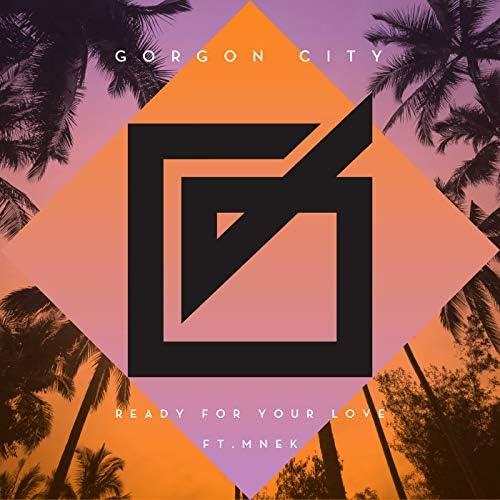 Gorgon City feat. Mnek