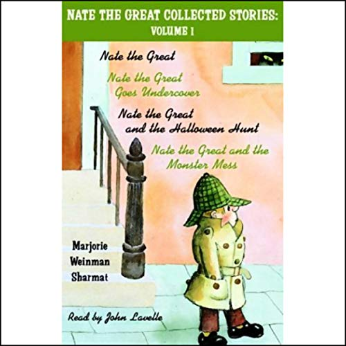 『Nate the Great Collected Stories』のカバーアート