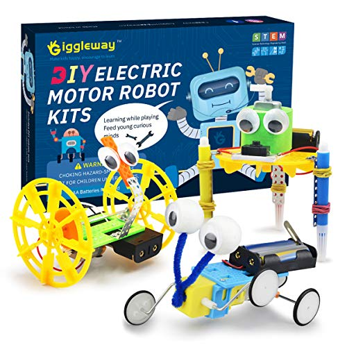 Giggleway Electric Motor Robotic Science...