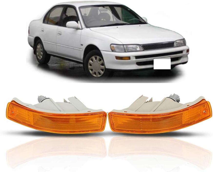 Niviora Compatible with 1993-1997 Toyoyta Recommendation JDM AE100 Fron Corolla Albuquerque Mall