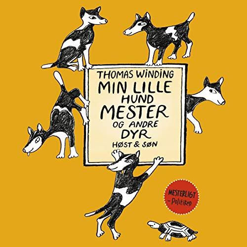 Min lille hund Mester og andre dyr cover art