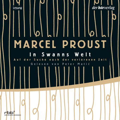 In Swanns Welt audiobook cover art