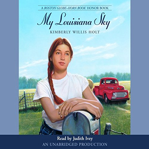 My Louisiana Sky audiobook cover art