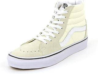 [バンズ] スニーカー メンズ 正規販売店 VANS スニーカー スケートハイ VANS SK8-HI CLASSIC WHITE/TRUE WHITE VN0A4U3CFRL (コード:4141373301)