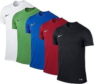 NIKE Dri-fit Park 7 shirt met korte mouwen voor jongens