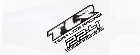 Team Losi Racing Chassis Protective Tape Precut (2): 22-4, TLR331004