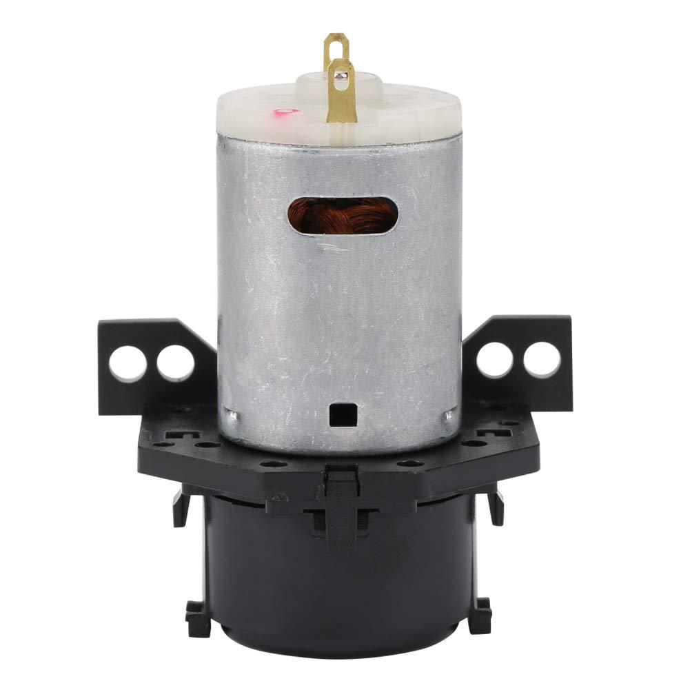 Bomba dosificadora de acuario Bomba dosificadora química Bomba peristáltica Bomba dosificadora DC12V / 24V para análisis bioquímico de laboratorio experimental de acuario(negro, 24 V 1 * 3)