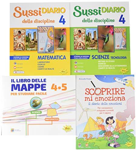 Sussidiario delle discipline. Area matematico-scientifica. Per la Scuola elementare. Con e-book. Con espansione online: 1