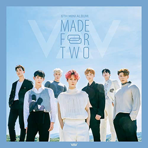 Made for Two (INCL. 12pg Photobook, Photocard + Polaroid) [Import]