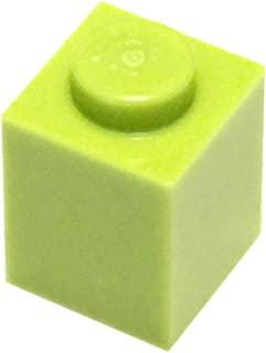 Lego Lime Green Brick 1x1 20 pieces NEW!!!
